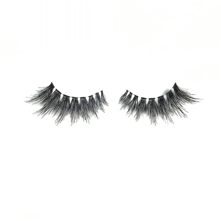 8aed19a816d Private Label Human Hair Eyelashes Extension #413